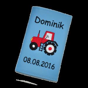 Mutterkidpasshuelle Traktor